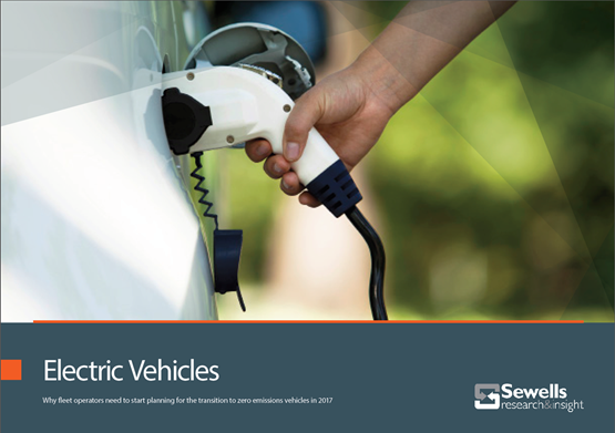 Electric Vehicles fleet briefing